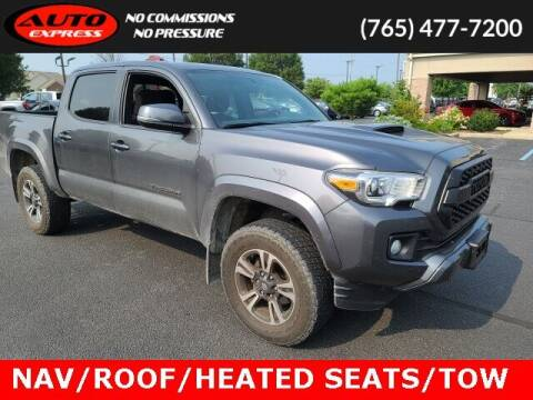 2016 Toyota Tacoma for sale at Auto Express in Lafayette IN