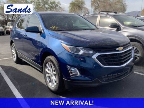 2020 Chevrolet Equinox for sale at Sands Chevrolet in Surprise AZ