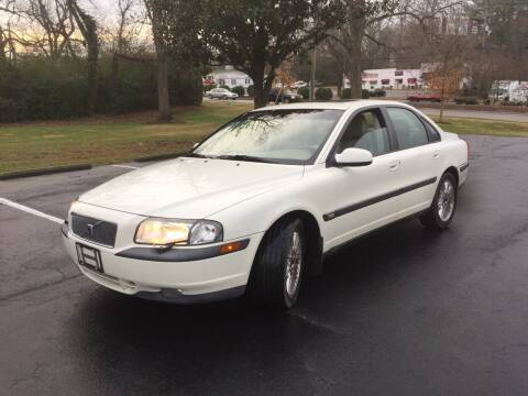 2001 Volvo S80 for sale at Alfa Auto Sales in Raleigh NC