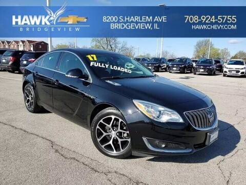 2017 Buick Regal for sale at Hawk Chevrolet of Bridgeview in Bridgeview IL