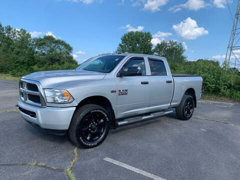 2013 RAM Ram Pickup 2500 for sale at Fournier Auto and Truck Sales in Rehoboth MA