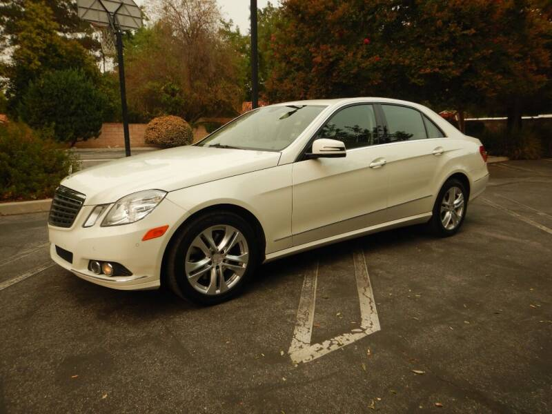 2010 Mercedes-Benz E-Class for sale at California Cadillac & Collectibles in Los Angeles CA