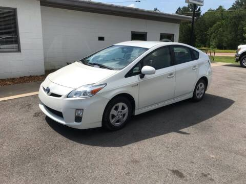 2010 Toyota Prius for sale at Rickman Motor Company in Somerville TN