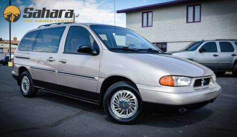 1998 Ford Windstar for sale at Sahara Pre-Owned Center in Phoenix AZ