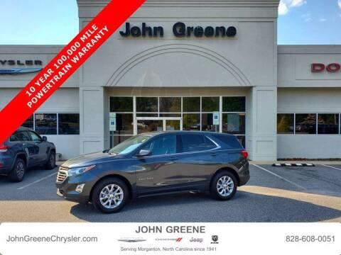 2018 Chevrolet Equinox for sale at John Greene Chrysler Dodge Jeep Ram in Morganton NC