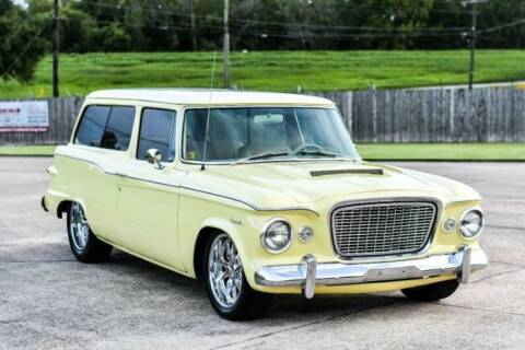1961 Studebaker Lark for sale at Classic Car Deals in Cadillac MI