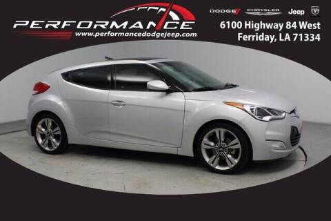 2016 Hyundai Veloster for sale at Auto Group South - Performance Dodge Chrysler Jeep in Ferriday LA