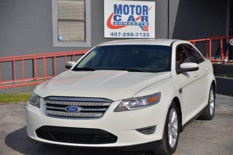 2012 Ford Taurus for sale at Motor Car Concepts II - Kirkman Location in Orlando FL