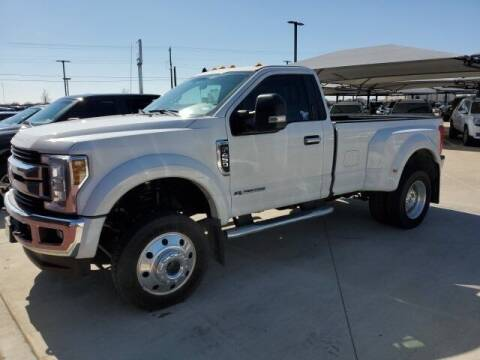 2019 Ford F-450 Super Duty for sale at Jerry's Buick GMC in Weatherford TX
