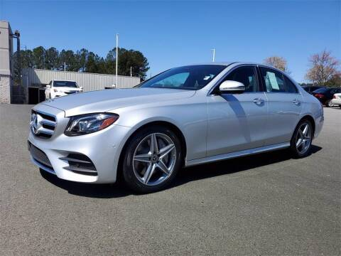 2019 Mercedes-Benz E-Class for sale at CU Carfinders in Norcross GA