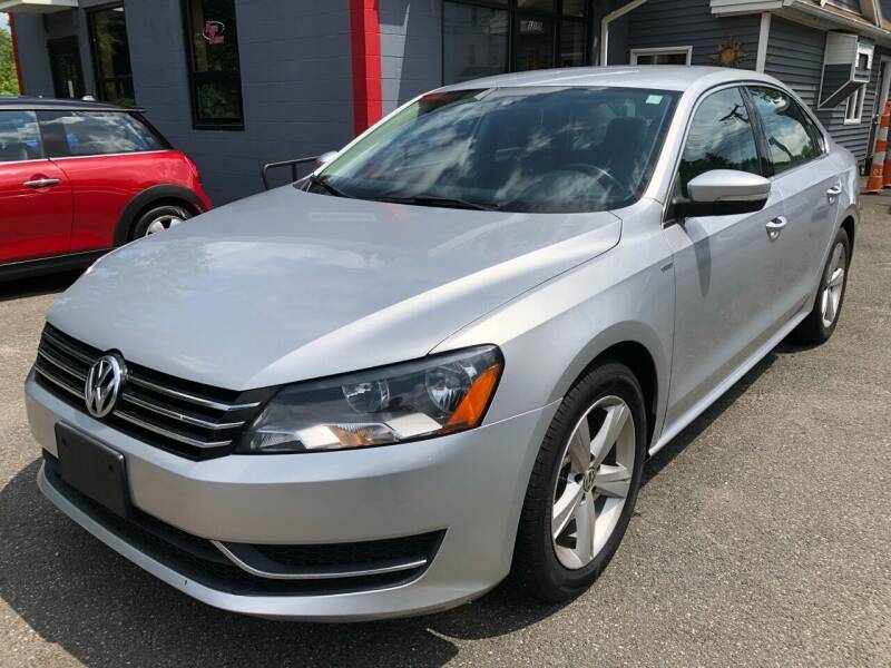 2014 Volkswagen Passat for sale at Auto Kraft in Agawam MA