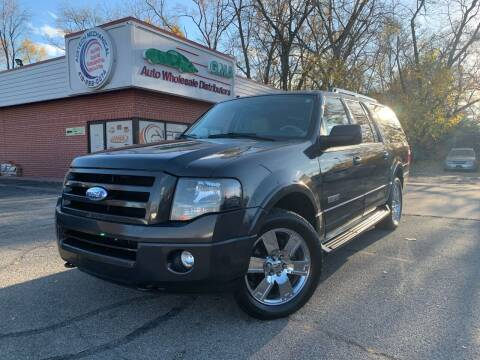 2007 Ford Expedition EL for sale at GMA Automotive Wholesale in Toledo OH
