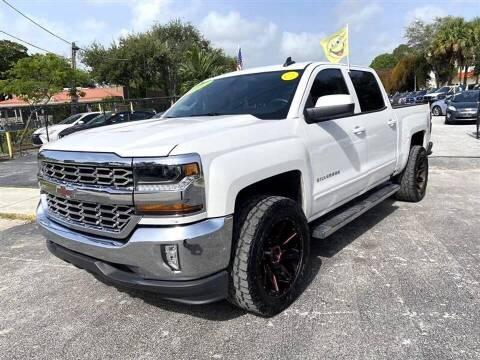 2017 Chevrolet Silverado 1500 for sale at EZ Own Car Sales of Miami in Miami FL