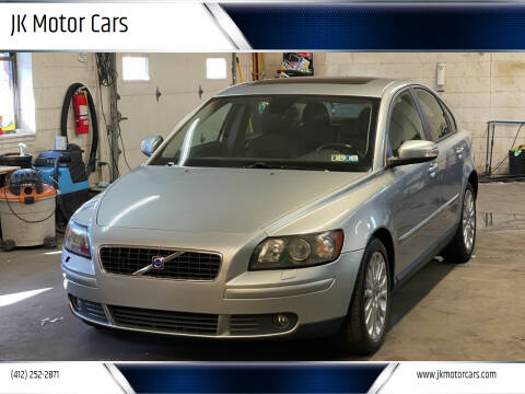 2007 Volvo S40 for sale at JK Motor Cars in Pittsburgh PA