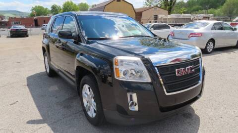 2011 GMC Terrain for sale at RIVERSIDE CUSTOM AUTOMOTIVE in Mc Minnville TN