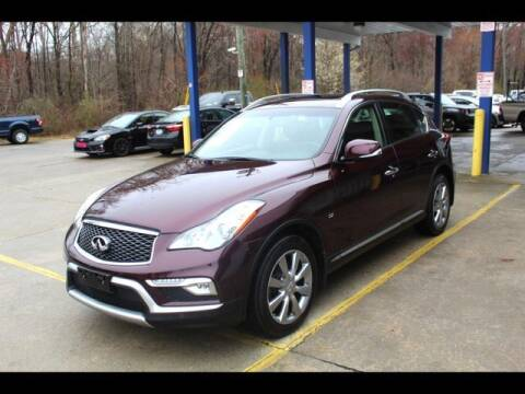 2017 Infiniti QX50 for sale at Inline Auto Sales in Fuquay Varina NC