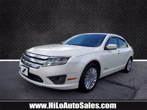 2010 Ford Fusion Hybrid for sale at BuyFromAndy.com at Hi Lo Auto Sales in Frederick MD