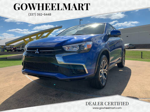 2019 Mitsubishi Outlander Sport for sale at GOWHEELMART in Leesville LA