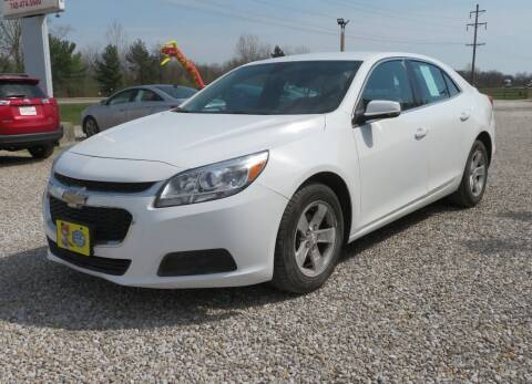 2016 Chevrolet Malibu Limited for sale at Low Cost Cars in Circleville OH