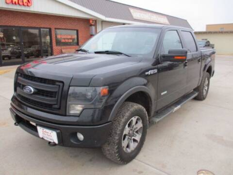 2013 Ford F-150 for sale at Eden's Auto Sales in Valley Center KS