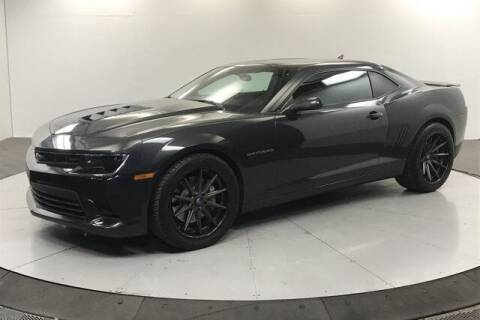 2015 Chevrolet Camaro for sale at Stephen Wade Pre-Owned Supercenter in Saint George UT