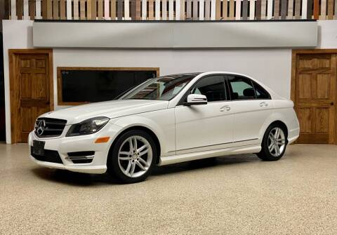 2014 Mercedes-Benz C-Class for sale at EuroMotors LLC in Lee MA