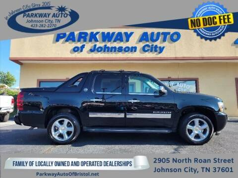 2013 Chevrolet Avalanche for sale at PARKWAY AUTO SALES OF BRISTOL - PARKWAY AUTO JOHNSON CITY in Johnson City TN