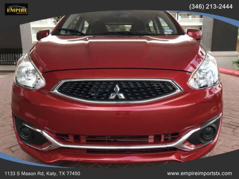 2020 Mitsubishi Mirage for sale at EMPIREIMPORTSTX.COM in Katy TX