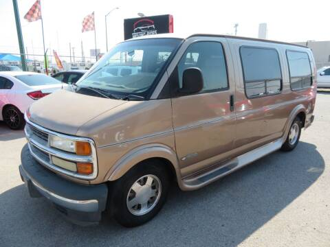 2002 Chevrolet Express Cargo for sale at Moving Rides in El Paso TX