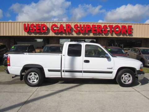 2000 Chevrolet Silverado 1500 for sale at Checkered Flag Auto Sales NORTH in Lakeland FL
