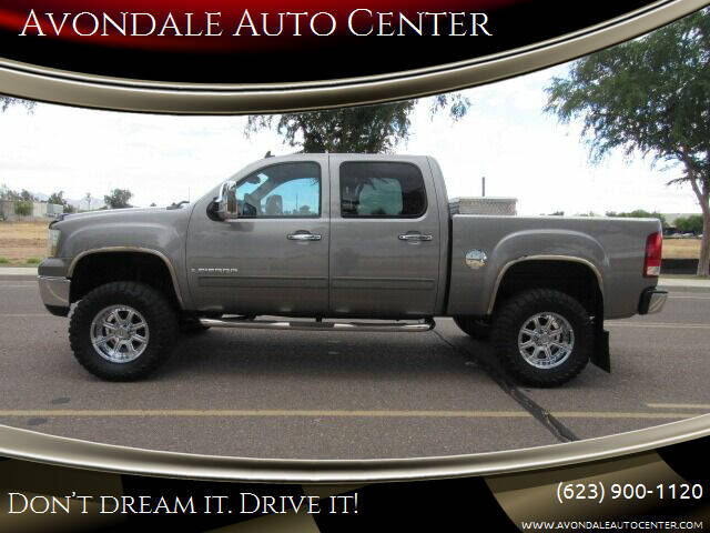 2008 GMC Sierra 1500 for sale at Avondale Auto Center in Avondale AZ