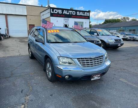 2005 Chrysler Pacifica for sale at Lo's Auto Sales in Cincinnati OH