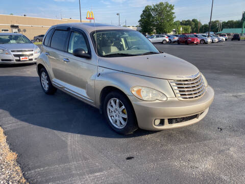 2006 Chrysler PT Cruiser for sale at McCully's Automotive - Under $10,000 in Benton KY