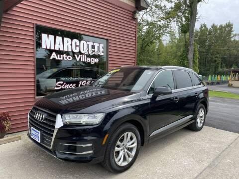2017 Audi Q7 for sale at Marcotte & Sons Auto Village in North Ferrisburgh VT