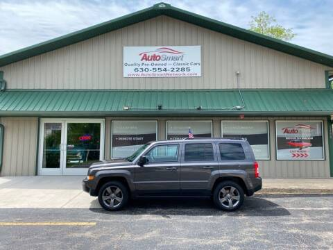 2015 Jeep Patriot for sale at AutoSmart in Oswego IL