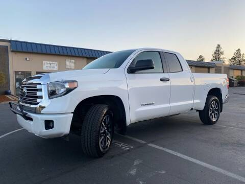 2019 Toyota Tundra for sale at Exelon Auto Sales in Auburn WA