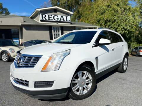 2015 Cadillac SRX for sale at Regal Auto Sales in Marietta GA