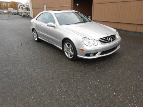 2005 Mercedes-Benz CLK for sale at Sutherlands Auto Center in Rohnert Park CA