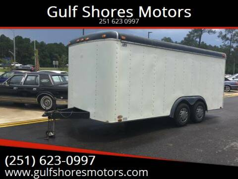 1996 United 16 x 7 for sale at Gulf Shores Motors in Gulf Shores AL