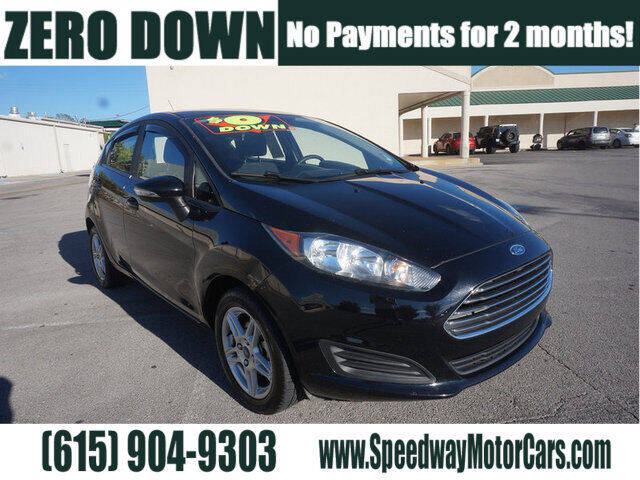 2017 Ford Fiesta for sale at Speedway Motors in Murfreesboro TN
