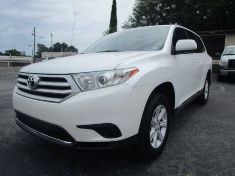 2012 Toyota Highlander for sale at Lewis Page Auto Brokers in Gainesville GA