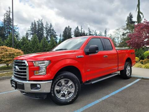 2016 Ford F-150 for sale at Silver Star Auto in Lynnwood WA