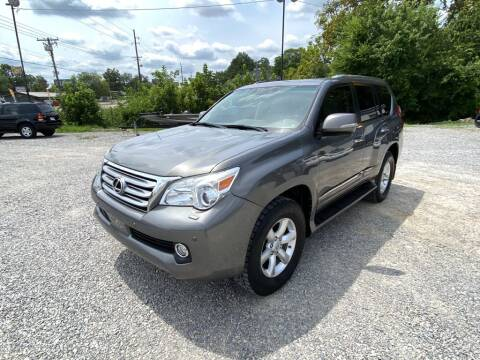2010 Lexus GX 460 for sale at Dawson's Auto & Truck Sales in Bessemer AL