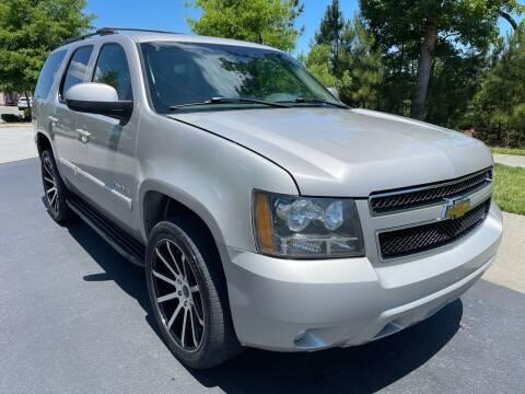 2007 Chevrolet Tahoe for sale at LA 12 Motors in Durham NC