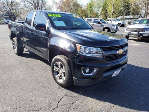 2015 Chevrolet Colorado for sale at Stach Auto in Janesville WI
