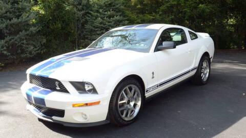 2007 Ford Shelby GT500 for sale at Car Girl 101 in Oakland Park FL