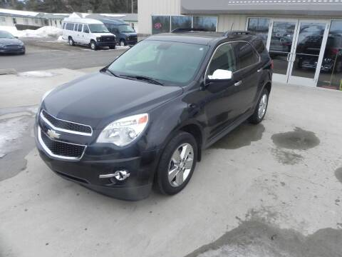 2015 Chevrolet Equinox for sale at Thompson Car Company in Bad Axe MI