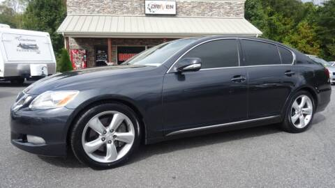 2008 Lexus GS 350 for sale at Driven Pre-Owned in Lenoir NC