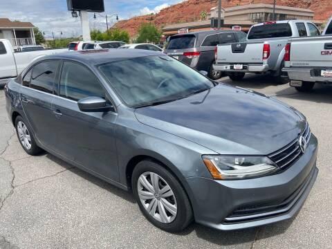 2013 Volkswagen Passat for sale at Boulevard Motors in St George UT
