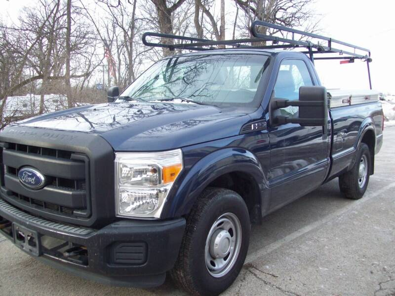 2013 Ford F-250 Super Duty for sale at Edgewater of Mundelein Inc in Wauconda IL